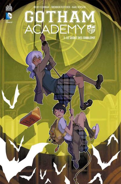 image de Gotham Academy tome 1