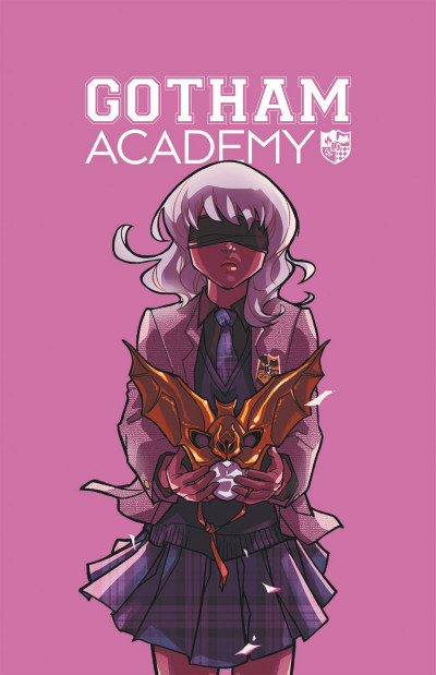 Page 1 Gotham Academy tome 1