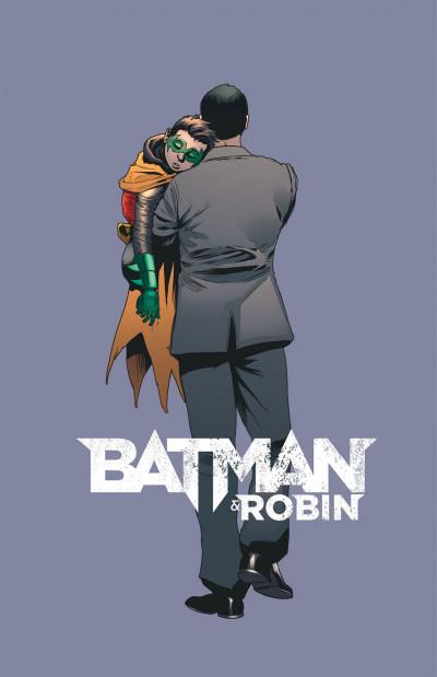 Page 1 Batman et Robin tome 4