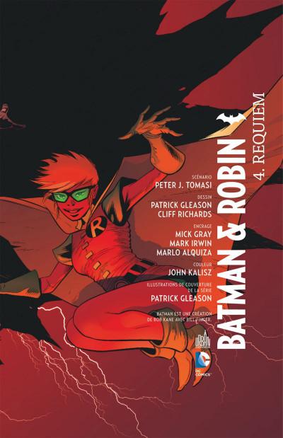 Page 3 Batman et Robin tome 4
