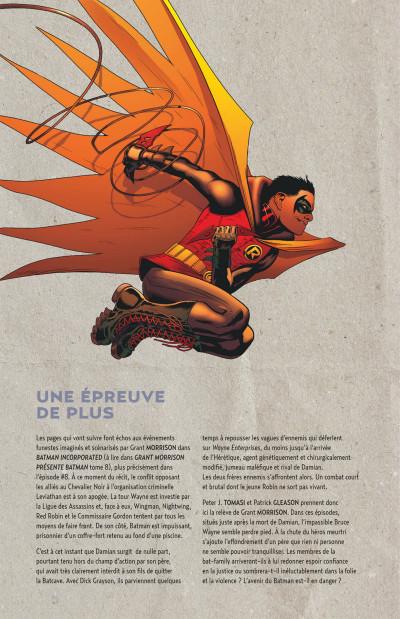 Page 4 Batman et Robin tome 4