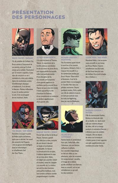 Page 5 Batman et Robin tome 4