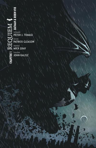 Page 6 Batman et Robin tome 4