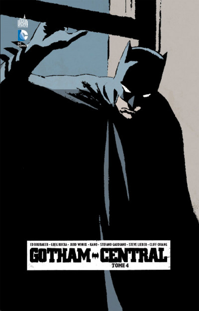Couverture Gotham central tome 4