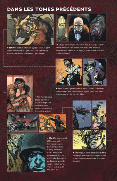Page 4 American vampire tome 8