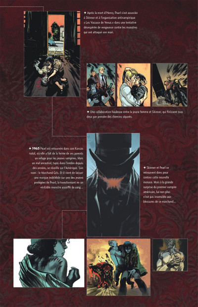 Page 5 American vampire tome 8