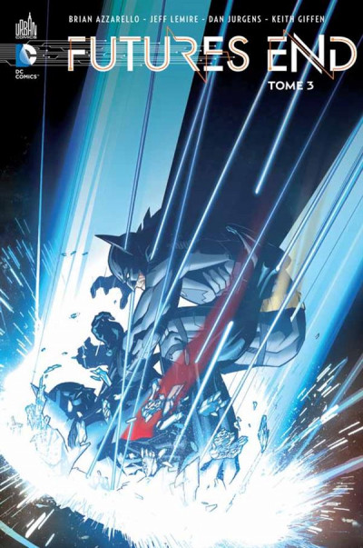Couverture Futures end tome 3