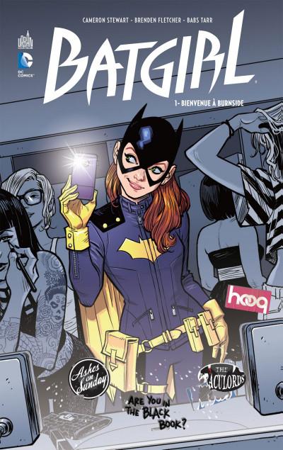 Couverture Batgirl tome 1