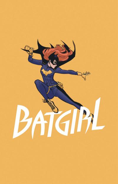 Page 1 Batgirl tome 1