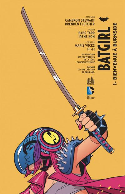 Page 3 Batgirl tome 1
