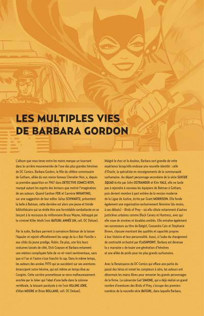 Page 4 Batgirl tome 1