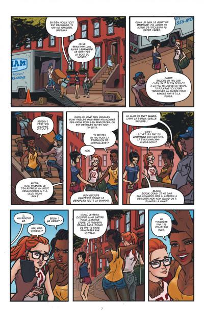Page 7 Batgirl tome 1