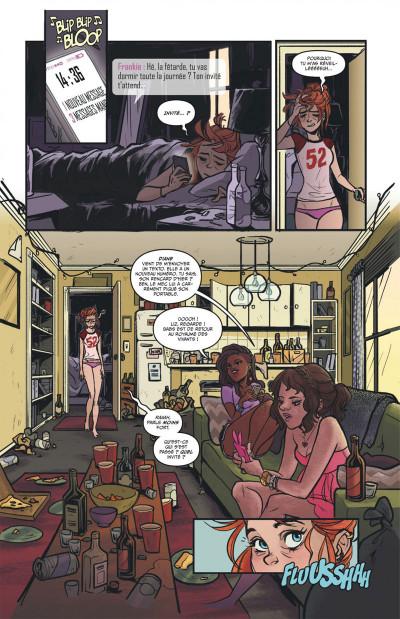 Page 8 Batgirl tome 1
