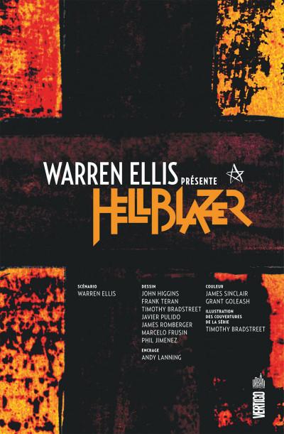 Page 3 Warren Ellis présente Hellblazer