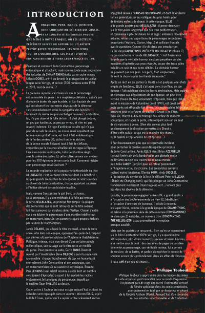 Page 6 Warren Ellis présente Hellblazer
