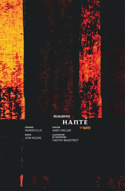 Page 8 Warren Ellis présente Hellblazer