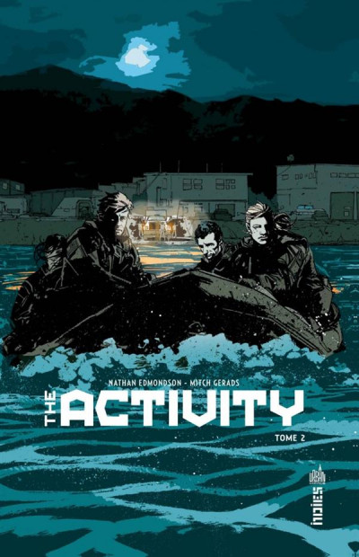 Couverture The activity tome 2