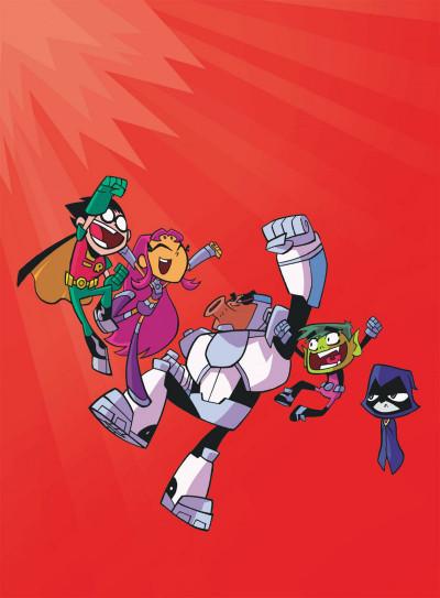 Page 2 Teen Titans Go ! tome 2