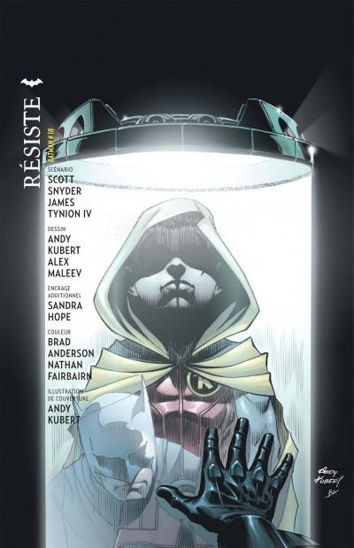 Page 6 Batman tome 6 - passé, présent, futur