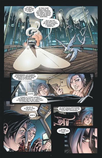 Page 7 Batman tome 6 - passé, présent, futur