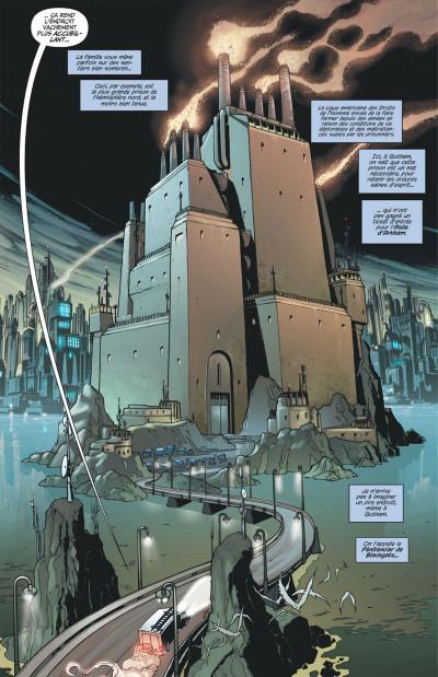 Page 8 Batman tome 6 - passé, présent, futur