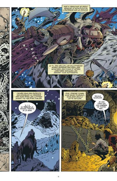 Page 6 Fables tome 22 - cartonné