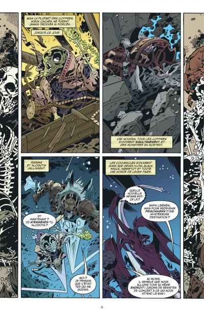 Page 8 Fables tome 22 - cartonné