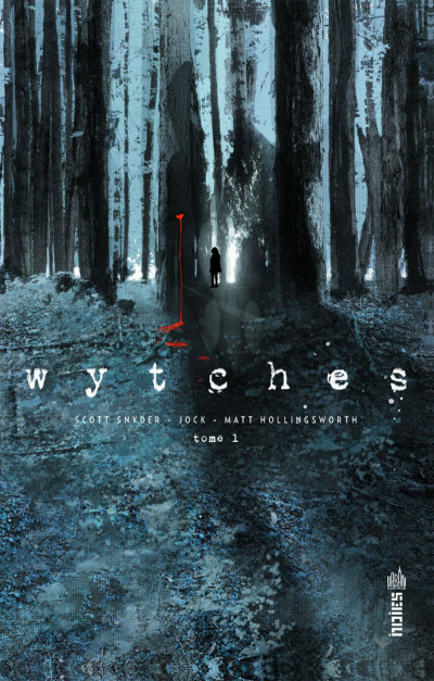 Couverture Wytches Tome 1