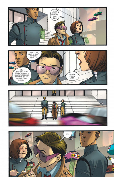 Page 2 Rocket girl tome 1