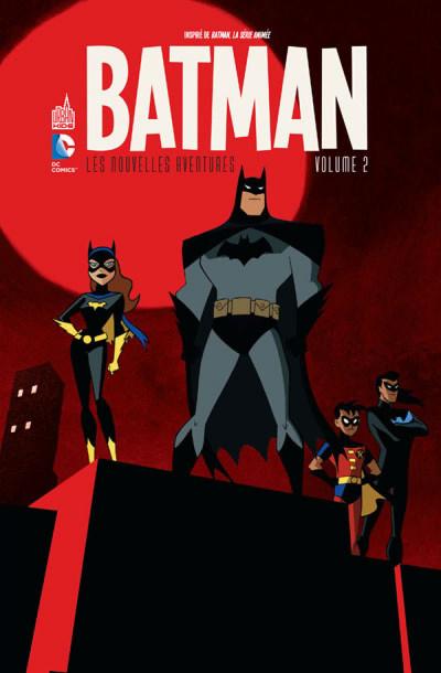 Couverture Batman - Les nouvelles aventures tome 2
