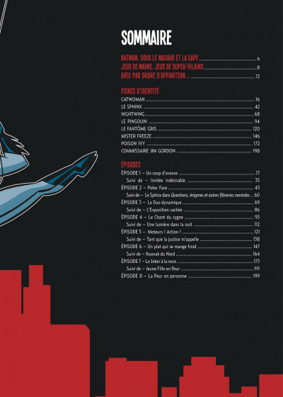 Page 5 Batman - Les nouvelles aventures tome 2