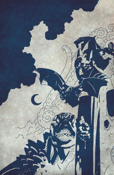 Page 2 Batman - La malédiction qui s'abattit sur Gotham