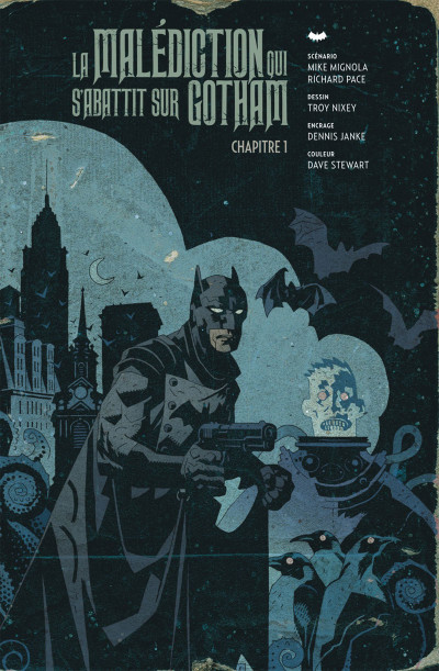 Page 6 Batman - La malédiction qui s'abattit sur Gotham