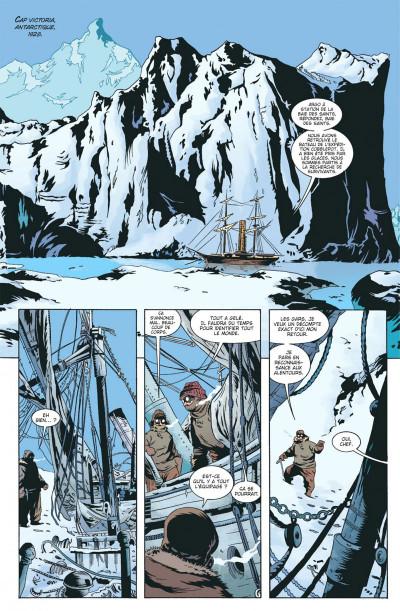 Page 7 Batman - La malédiction qui s'abattit sur Gotham