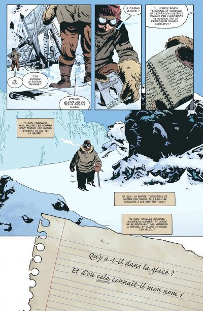 Page 8 Batman - La malédiction qui s'abattit sur Gotham