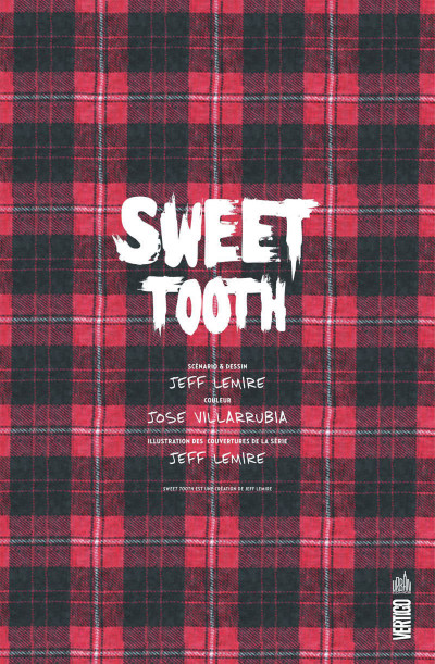 Page 3 Sweet Tooth tome 1