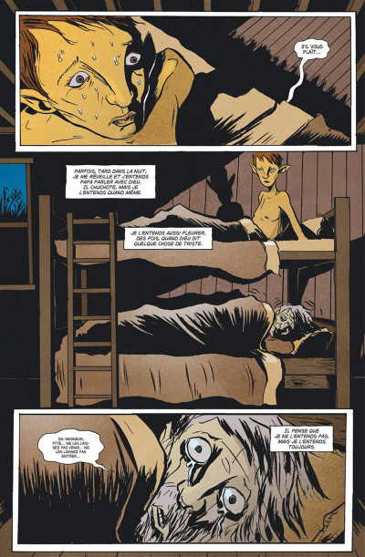 Page 8 Sweet Tooth tome 1