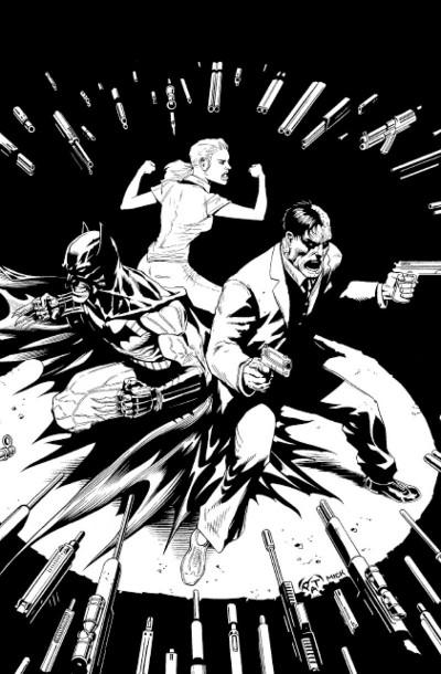 Couverture Batman Saga tome 30 - Variant cover