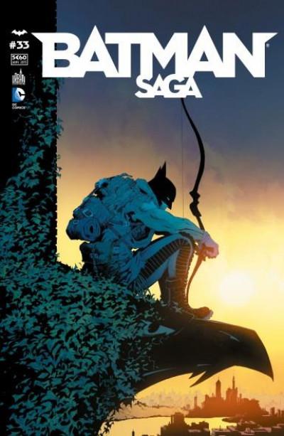 Couverture Batman Saga tome 33