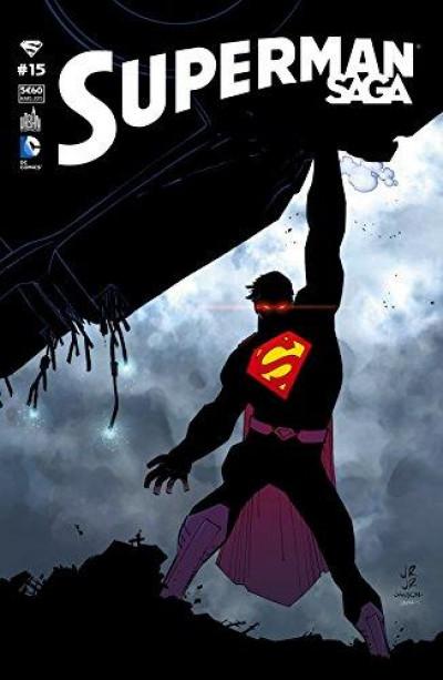 Couverture Superman Saga tome 15