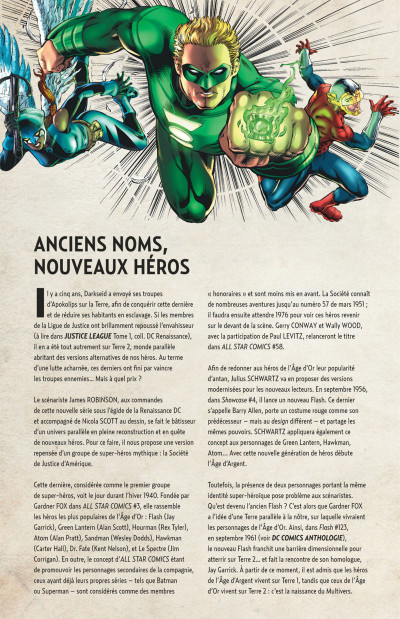 Page 4 Earth 2 tome 1 - Rassemblement