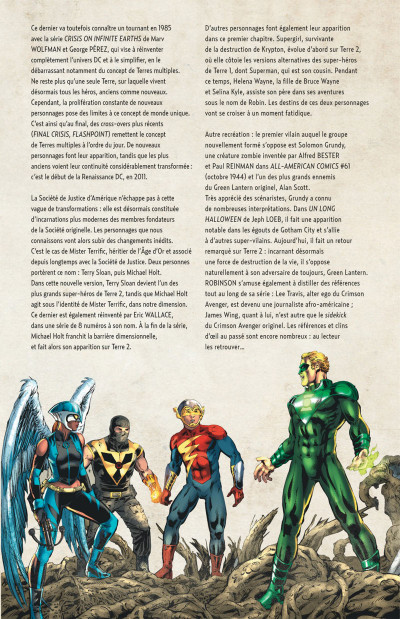 Page 5 Earth 2 tome 1 - Rassemblement