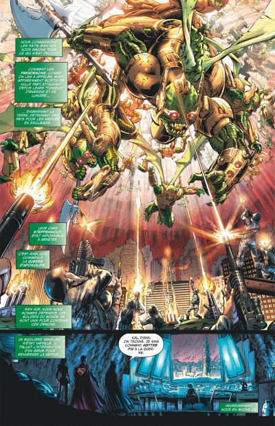 Page 7 Earth 2 tome 1 - Rassemblement