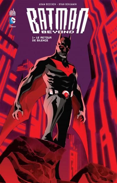 Couverture Batman beyond tome 1
