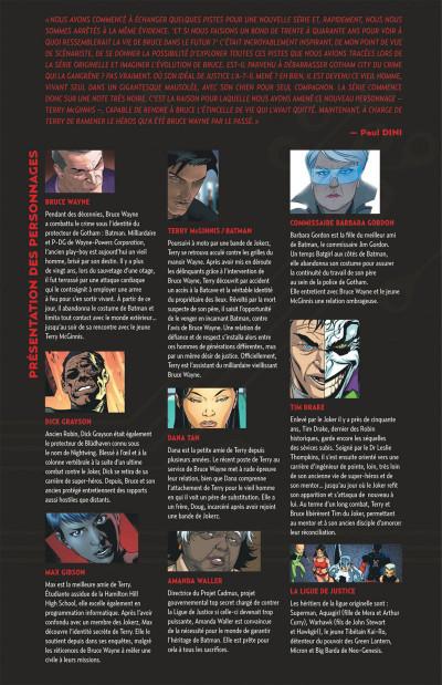 Page 5 Batman beyond tome 1