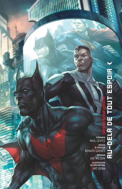Page 6 Batman beyond tome 1