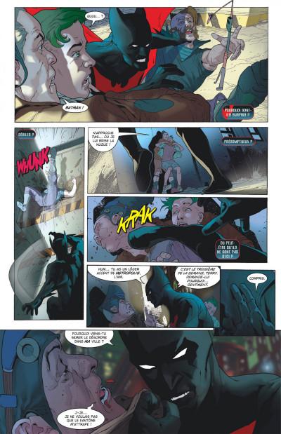 Page 8 Batman beyond tome 1