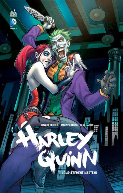 Harley Quinn Tome 1 Bdfugue Com