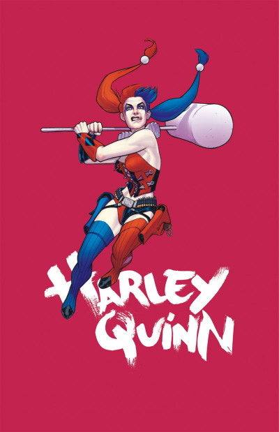 Page 1 Harley Quinn tome 1