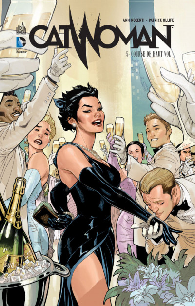 Couverture Catwoman tome 5